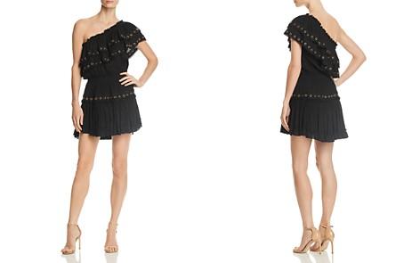 MISA Los Angeles Larisa One-Shoulder Dress - Bloomingdale's_2