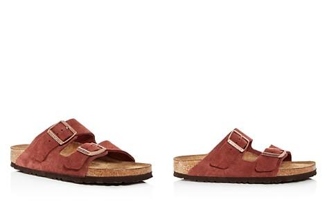 Birkenstock Women's Arizona Suede Slide Sandals - Bloomingdale's_2