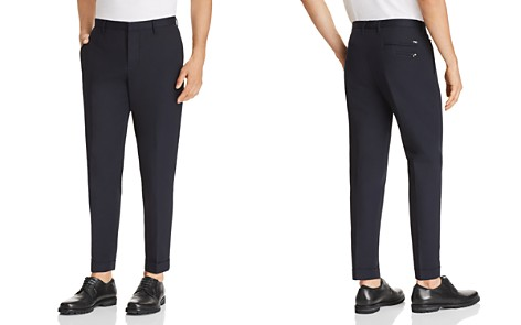 Emporio Armani Navy Cuffed Sport Pant - Bloomingdale's_2