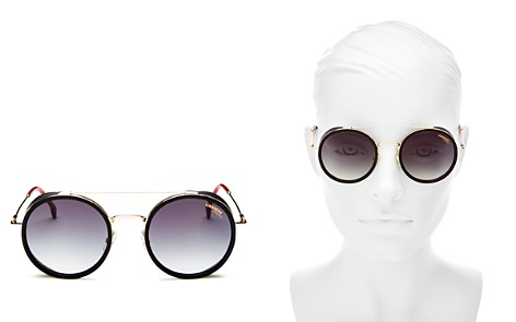 Carrera Women's Round Sunglasses, 50mm - Bloomingdale's_2