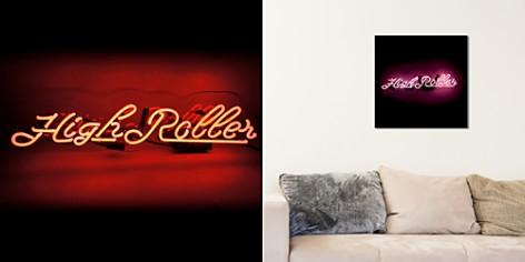 """Oliver Gal Highroller Neon Art, 24"""" x 5"""" - Bloomingdale's_2"""