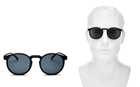 Le Specs Men's Teen Spirit Deux Round Sunglasses, 50mm - Bloomingdale's_2