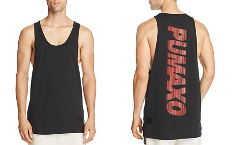 PUMA x XO Back-Graphic Muscle Tank - Bloomingdale's_2