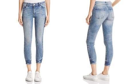 DL1961 Florence Instasculpt Crop Skinny Jeans in Belmont - Bloomingdale's_2