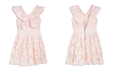 Bardot Junior Girls' Ruffled Floral Lace Dress - Little Kid - Bloomingdale's_2