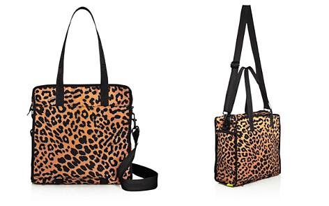LeSportsac Gabrielle Medium Leopard-Print Nylon Box Tote - Bloomingdale's_2