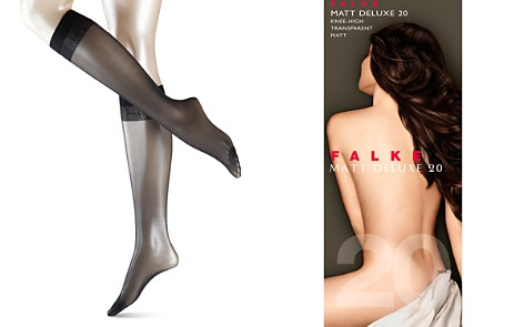 Falke Matt Deluxe 20 Knee High Socks - Bloomingdale's_2