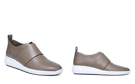 Via Spiga Women's Marlon Leather Slip-On Sneakers - Bloomingdale's_2