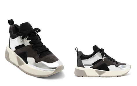 Dolce Vita Women's Walter Mixed Media Platform Dad Sneakers - Bloomingdale's_2