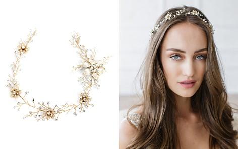 Brides and Hairpins Atiena Halo Headpiece - Bloomingdale's_2