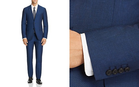 Theory Tailored Linen Blend Slim Fit Suit Separates - Bloomingdale's_2