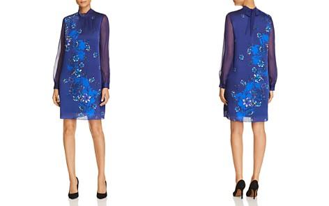 Elie Tahari Malaysia Printed Silk Dress - Bloomingdale's_2