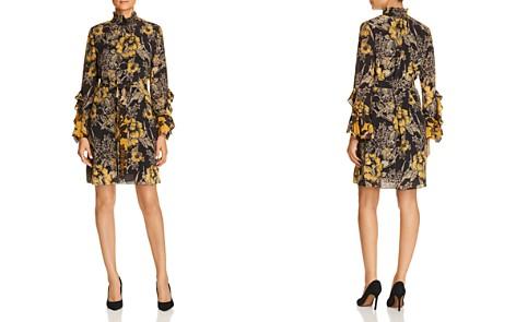 Kobi Halperin Sheila Floral-Print Silk Dress - Bloomingdale's_2