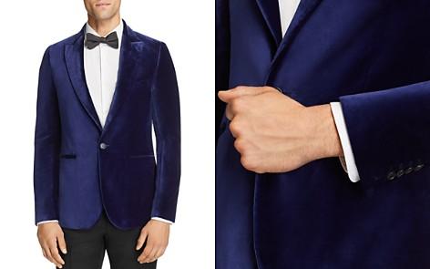 Paul Smith Velvet Slim Fit Evening Jacket - Bloomingdale's_2