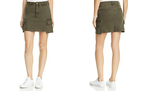 Joe's Jeans Army Cargo Skirt in Forest Floor - Bloomingdale's_2