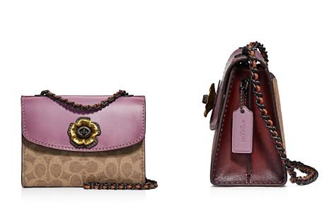 COACH Parker Leather Shoulder Bag - Bloomingdale's_2