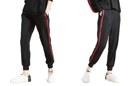 Velvet by Graham & Spencer Striped Jogger Pants - Bloomingdale's_2
