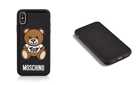 Moschino Toy Bear iPhone X Case - Bloomingdale's_2