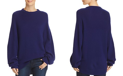 Theory Oversize Cashmere Sweater - Bloomingdale's_2