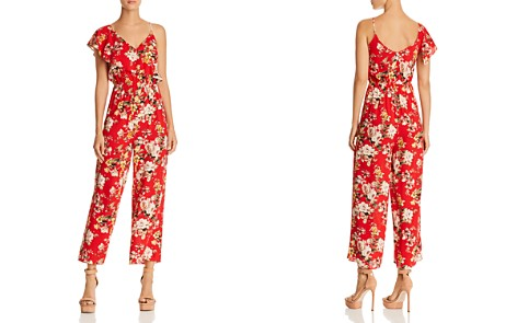 AQUA Asymmetric Floral Wide-Leg Jumpsuit - 100% Exclusive - Bloomingdale's_2