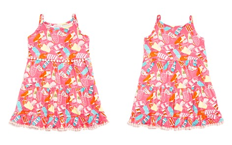 Design History Girls' Ice-Pop-Print Tiered Dress - Little Kid - Bloomingdale's_2