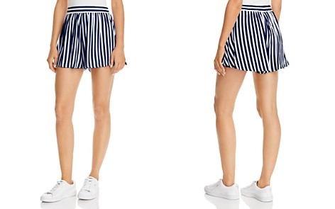 AQUA Striped Swing Shorts - 100% Exclusive - Bloomingdale's_2