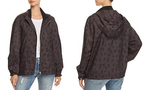 IRO.JEANS Labyrinth Leopard Print Jacket - Bloomingdale's_2