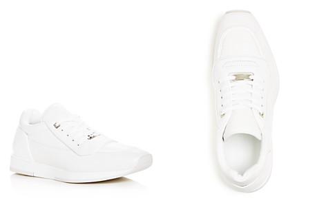 Jimmy Choo Men's Jett Leather Lace Up Sneakers - Bloomingdale's_2