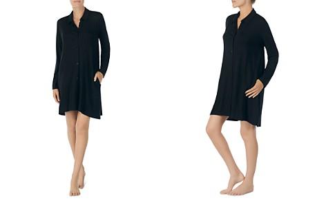 Donna Karan Short Sleepshirt - Bloomingdale's_2