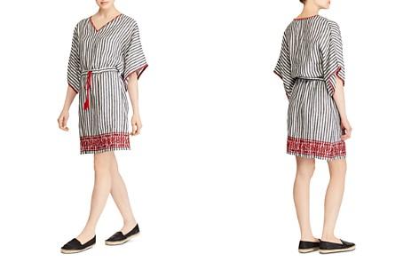 Lauren Ralph Lauren Embroidered Drawstring Dress - Bloomingdale's_2