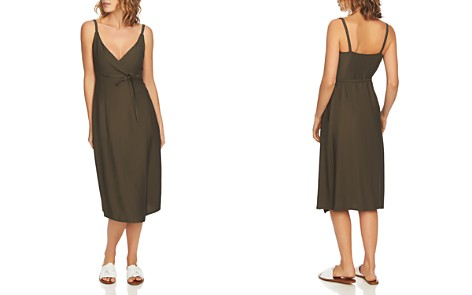 1.STATE Sleeveless Wrap Dress - Bloomingdale's_2