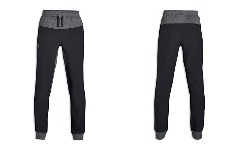Under Armour Boys' Woven Warm-Up Jogger Pants - Big Kid - Bloomingdale's_2