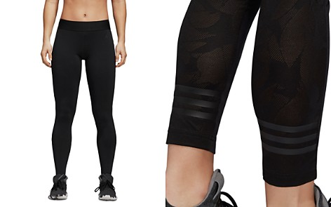 Adidas ID Mesh Detail Leggings - Bloomingdale's_2
