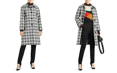 Burberry Walkden Plaid Coat - Bloomingdale's_2