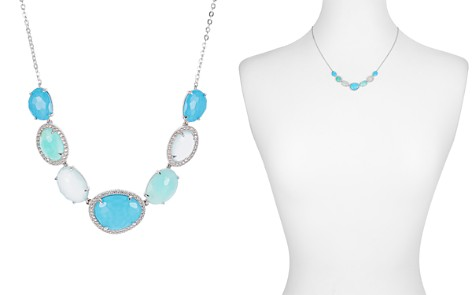 "Nadri Isola Turquoise Necklace, 14"" - Bloomingdale's_2"