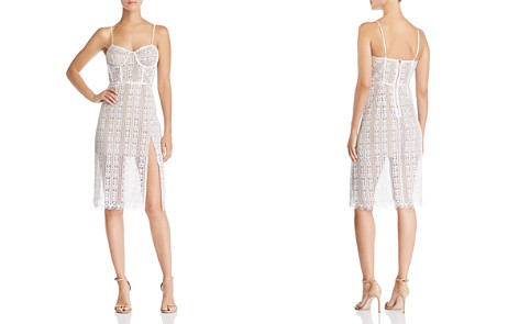 For Love & Lemons Dakota Lace Dress - Bloomingdale's_2