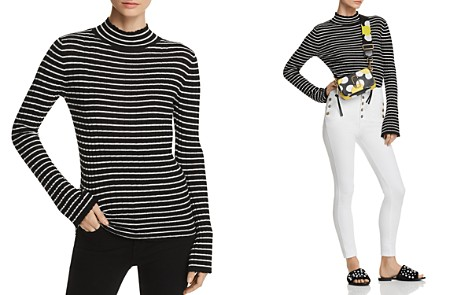 Joie Gestina Striped Sweater - Bloomingdale's_2