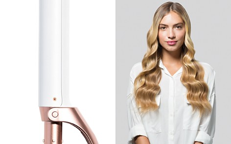 "T3 Polished Curls 1.25"" Clip Barrel - Bloomingdale's_2"