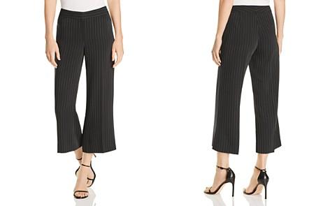 Le Gali Savanah Pinstriped Crop Flare Pants - 100% Exclusive - Bloomingdale's_2