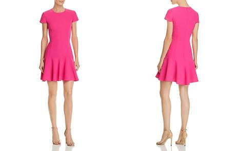 Amanda Uprichard Hudson Flounced Dress - Bloomingdale's_2