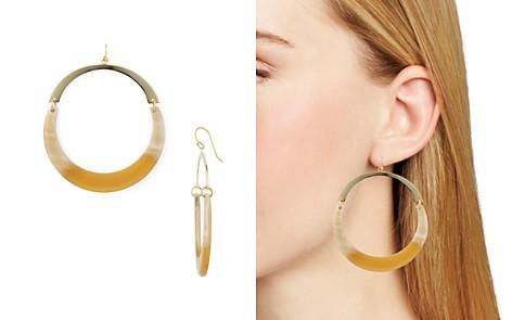 Argento Vivo Open Circle Drop Earrings - Bloomingdale's_2