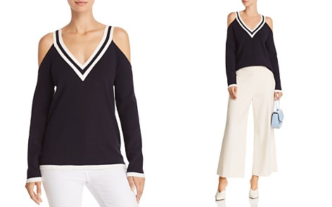 Bailey 44 Sheffield Cold-Shoulder Sweater - Bloomingdale's_2