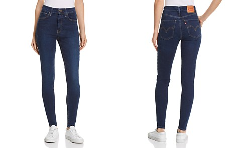 Levi's Mile High Super Skinny Jeans in Jetsetter - Bloomingdale's_2