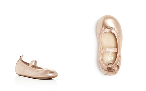 Yosi Samra Girls' Miss Samara Leather Ballet Flats - Toddler, Little Kid, Big Kid - Bloomingdale's_2