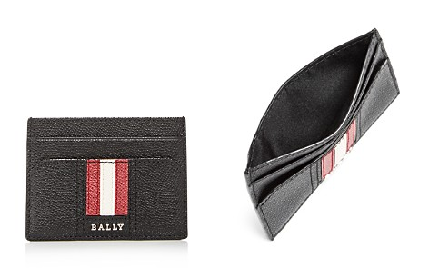 Bally Taclipos Money Clip Leather Card Case - Bloomingdale's_2