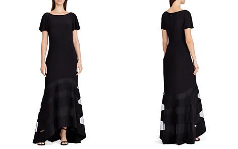 Lauren Ralph Lauren Illusion Jersey Gown - Bloomingdale's_2