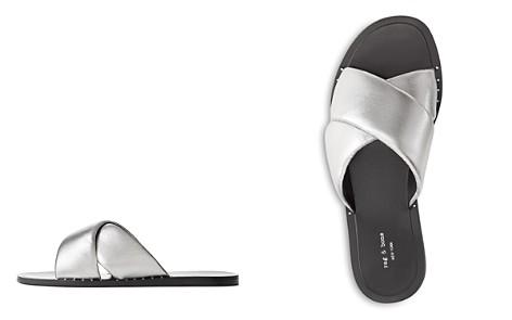 rag & bone Women's Keaton Slide Leather Sandals - Bloomingdale's_2