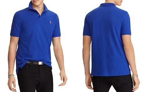 Polo Ralph Lauren Polo Custom Slim Fit Mesh Polo Shirt - Bloomingdale's_2