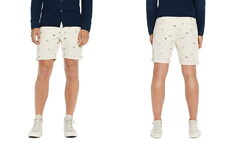 Scotch & Soda Felix The Cat Regular Fit Shorts - Bloomingdale's_2