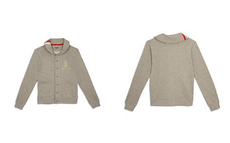 Hudson Boys' French Terry Sweatshirt Cardigan, Big Kid - 100% Exclusive - Bloomingdale's_2